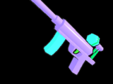 Toon gun