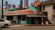 Texas Hometown Diner in Houston