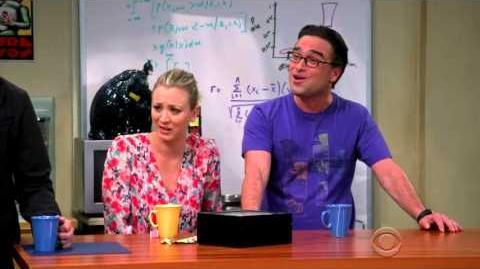 The Big Bang Theory - The Spock Resonance Promo