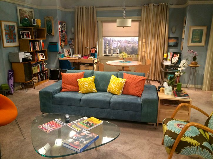 Howard and Bernadette's Apartment