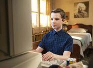 Sheldon on Computer