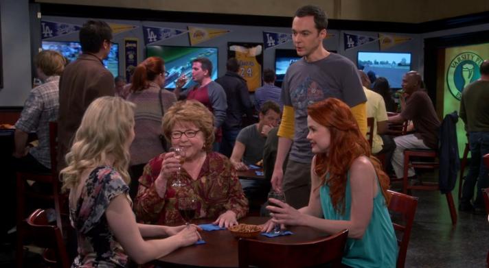 Sheldon's Bar Women