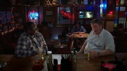 George and Wayne drinking 3x02