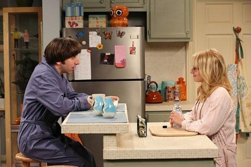 Howard and Bernadette's Apartment
