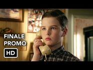 "Young Sheldon 3x21 Promo ""A Secret Letter and a Lowly Disc of Processed Meat"" (HD) Season Finale"