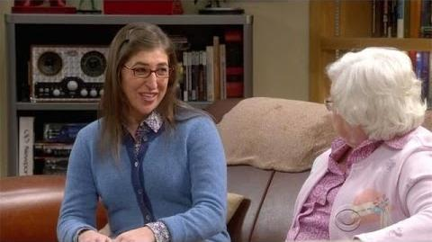 The Big Bang Theory - The Meemaw Materialization Promo