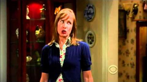 Sheldon's mom - And that is your opinion!
