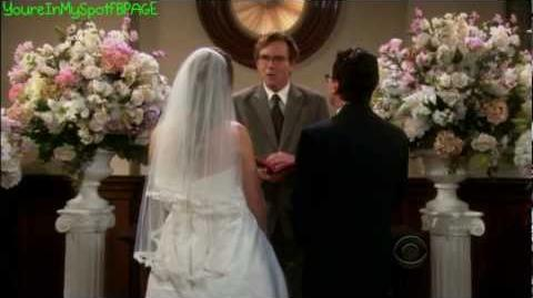 Penny's Imaginary Wedding - The Big Bang Theory