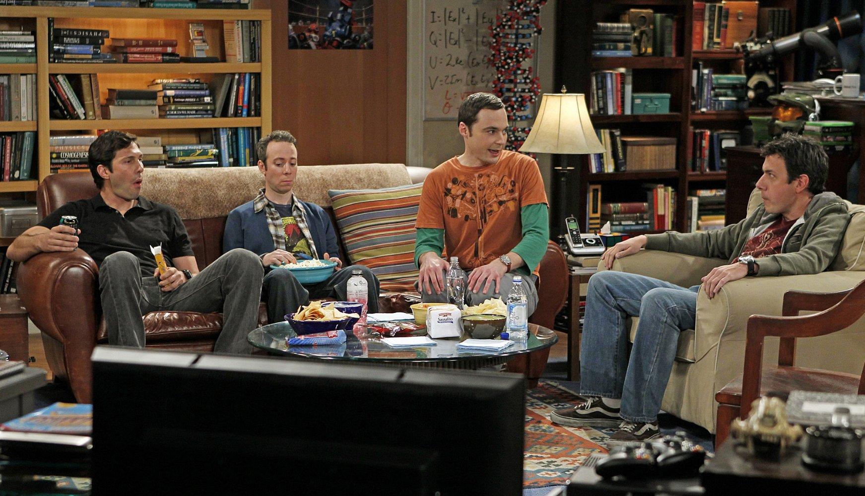 Sheldon's Social Group