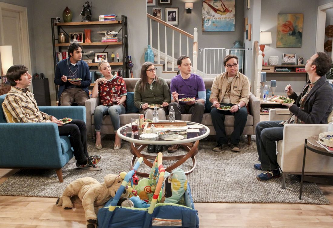 Leonard Hofstadter/Gallery - Groups