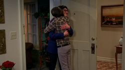 Howart hugging Josh,admiting that he is really his brother.png