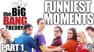 The Big Bang Theory BEST MOMENTS (Part 1) - Warner Bros