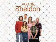Young Sheldon Season 4 Amazon Prime Poster