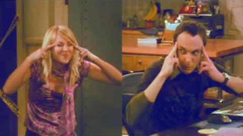 Sheldon & Penny - Hot 'n Cold Complete