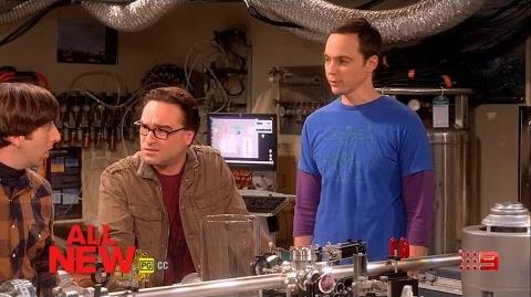 The Big Bang Theory - The Helium Insufficiency Promo