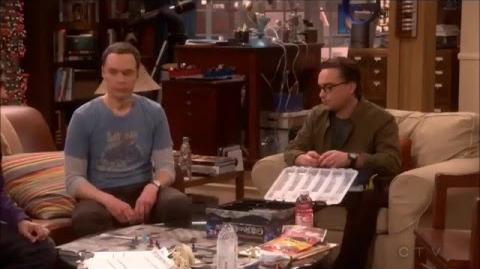 The Big Bang Theory - The Positive Negative Reaction