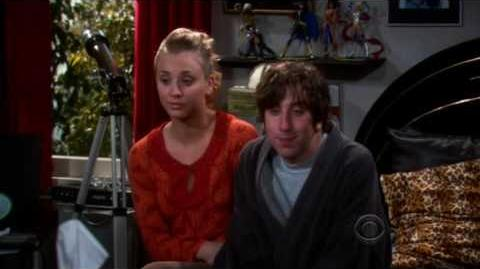 The Big Bang Theory - Penny hurt howard's feelling