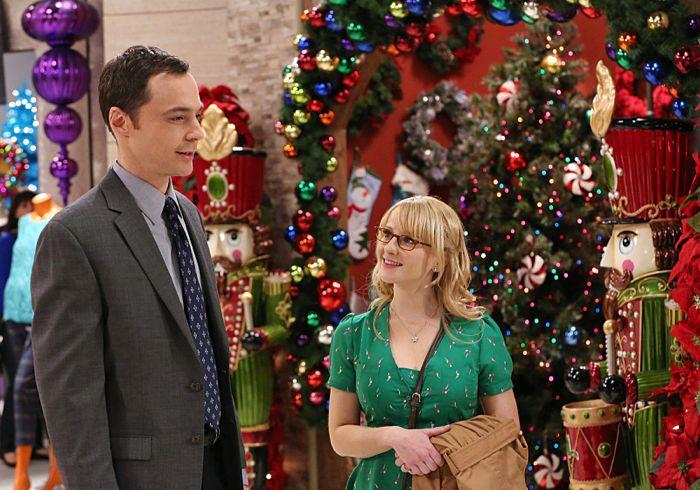 Sheldon Cooper/Gallery - Female Friends