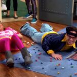 10Leonard and Penny slipped on marbles.jpg