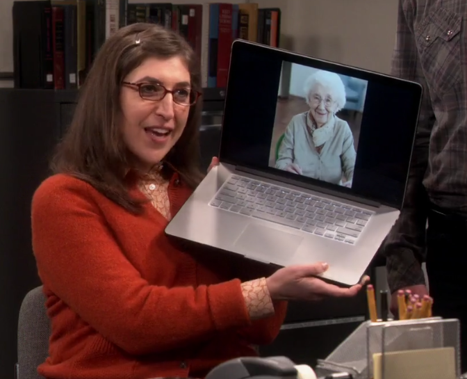 Amy's Grandmother