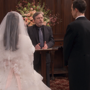Aws151 Mark Hamill weds Amy and Sheldon.png