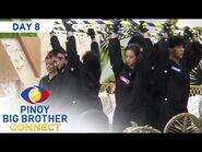 Day 8- Kuya, tinapos na ang unang parusa ng mga housemates - PBB Connect
