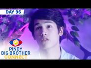 Day 96- Kobie, naging emosyonal sa pagharap sa PBB Real Talk - PBB Connect