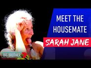 FIRST HOUSEMATE - Meet Sarah Jane - Big Brother Australia 2021