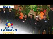 Day 8- Kuya, ibinigay ang parusa ng mga housemates - PBB Connect
