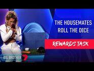 Housemates take a gamble - House Task - Big Brother Australia