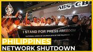 Philippines largest TV network ABS-CBN ordered shut