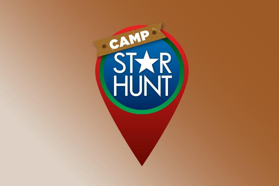 Camp Star Hunt