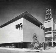 ABS building 1950s