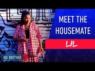 FLEX MAMI! - New Housemate Lil - Big Brother Australia