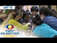 Day 73- Kuya, binalikan ang mga naging violations ng mga housemates - PBB Connect