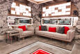 BBCAN7 House - HOH Room 2