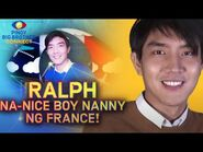 Day 14- Meet Ralph Malibunas - Na-nice boy nanny ng France - PBB Connect
