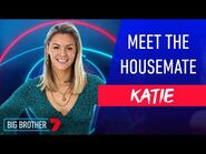 Katie The Warrior - Meet The Housemate - Big Brother Australia