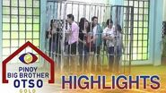 Big Brother gave a punishment to the housemates PBB OTSO Gold