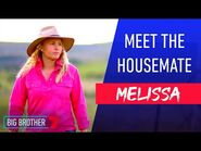 Outback Mum Melissa - NEW HOUSEMATE - Big Brother Australia