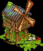 Rustikale Windmühle.png