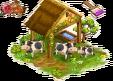 Rural cute cowshed.png