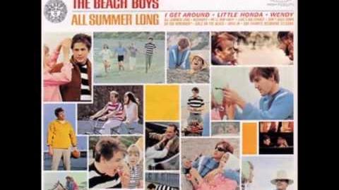 The Beach Boys - All Summer Long (FULL ALBUM)
