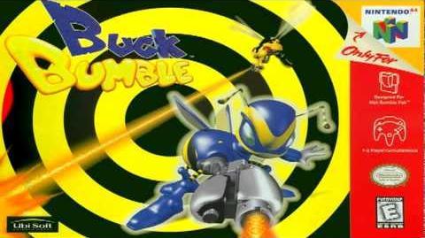 My Favorite VGM 528 - Buck Bumble - Title Screen