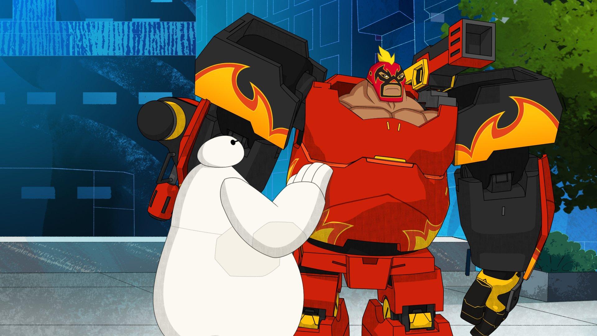 el fuego big hero 6 wiki fandom
