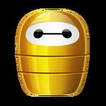 Gold Daruma