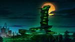 Sycorax at night