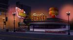 Noodle Burger night