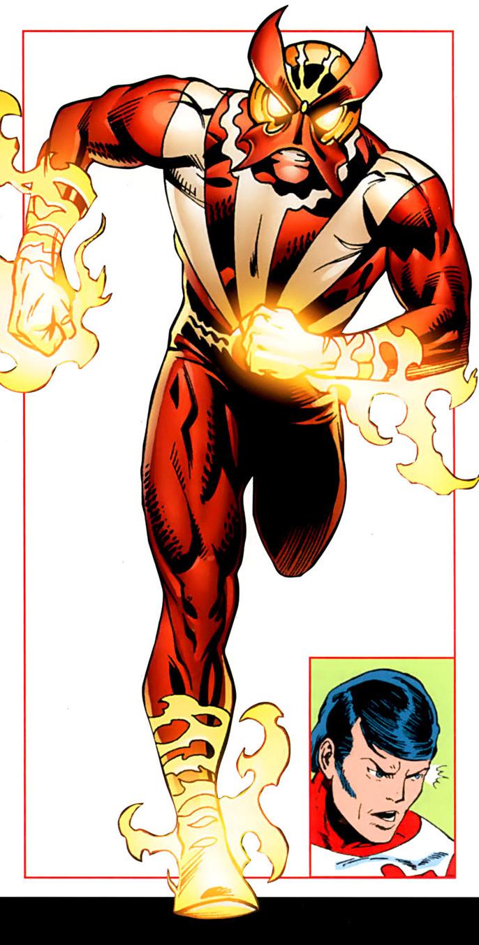 Sunfire Big Hero 6 Wiki Fandom