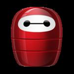 Red Daruma